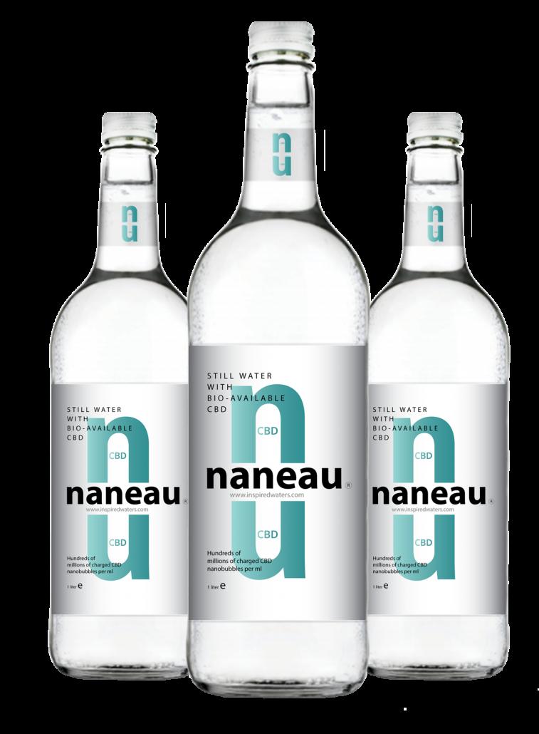 Naneau CBD Water – Naneau